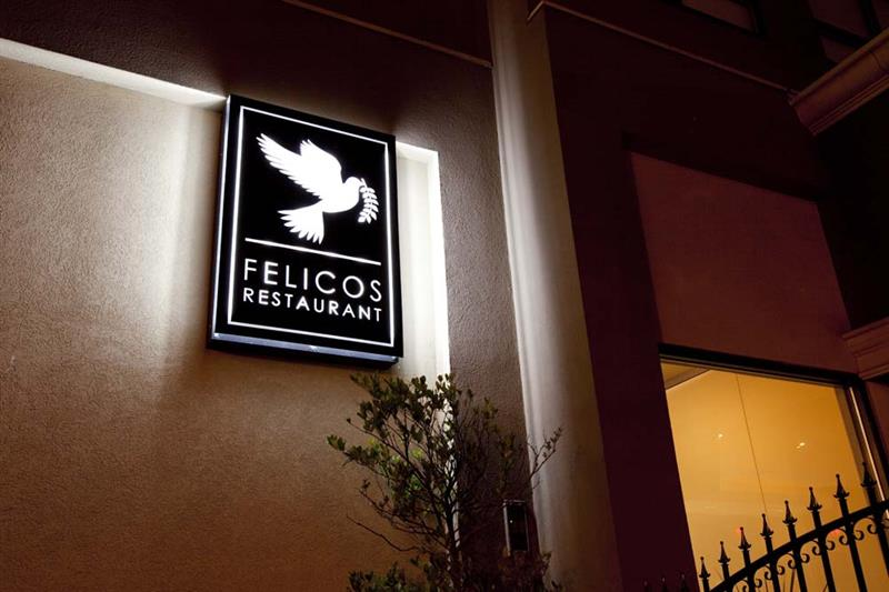 Felicos Restaurant Menu